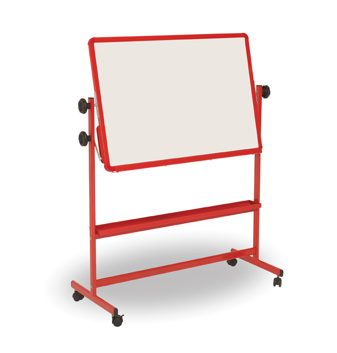 Mobile Freestanding Whiteboards On Wheels