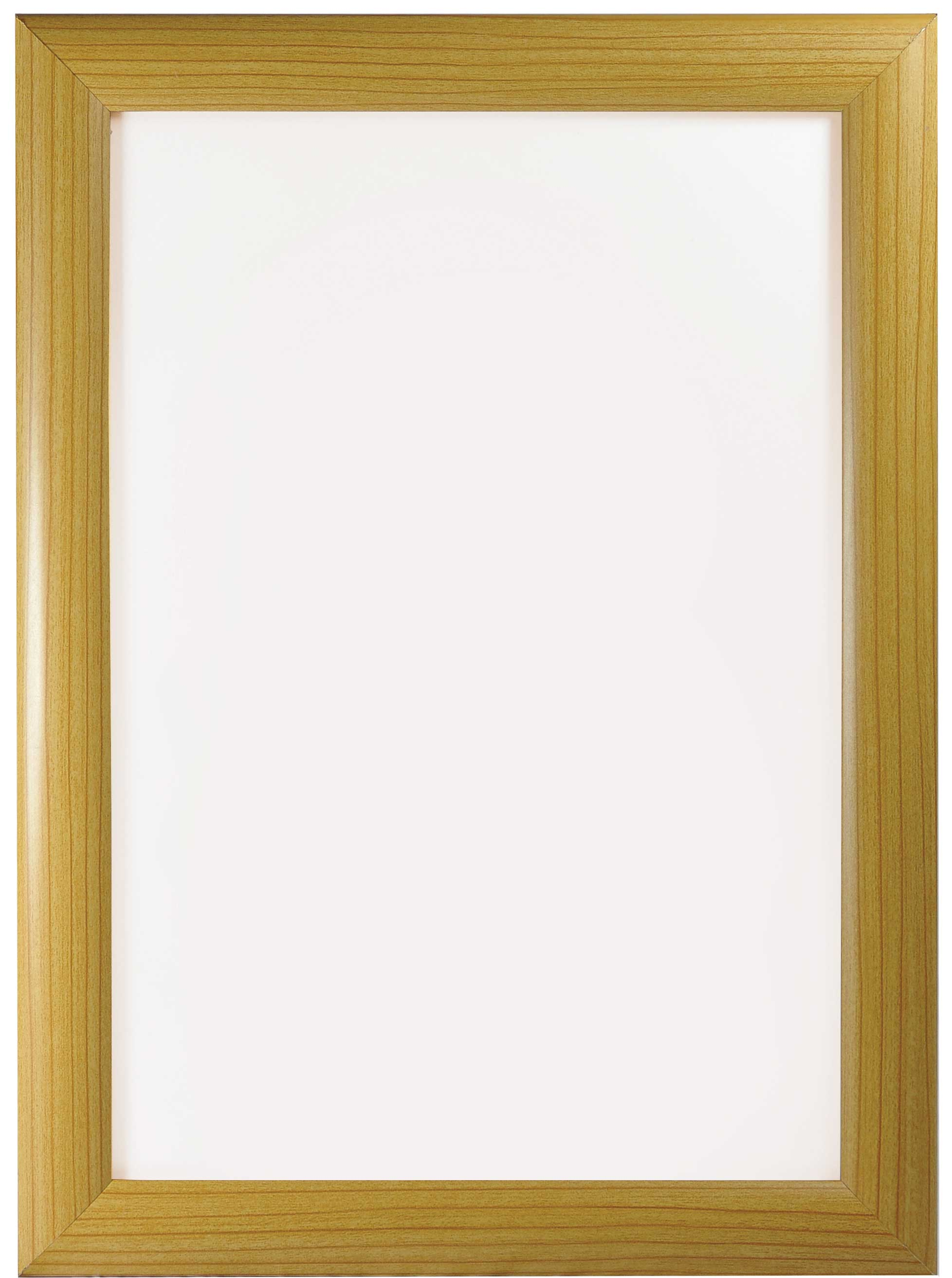 A1 Pine Snap Frames 594 x 841 Mitred Corner Clip Frames Pk10