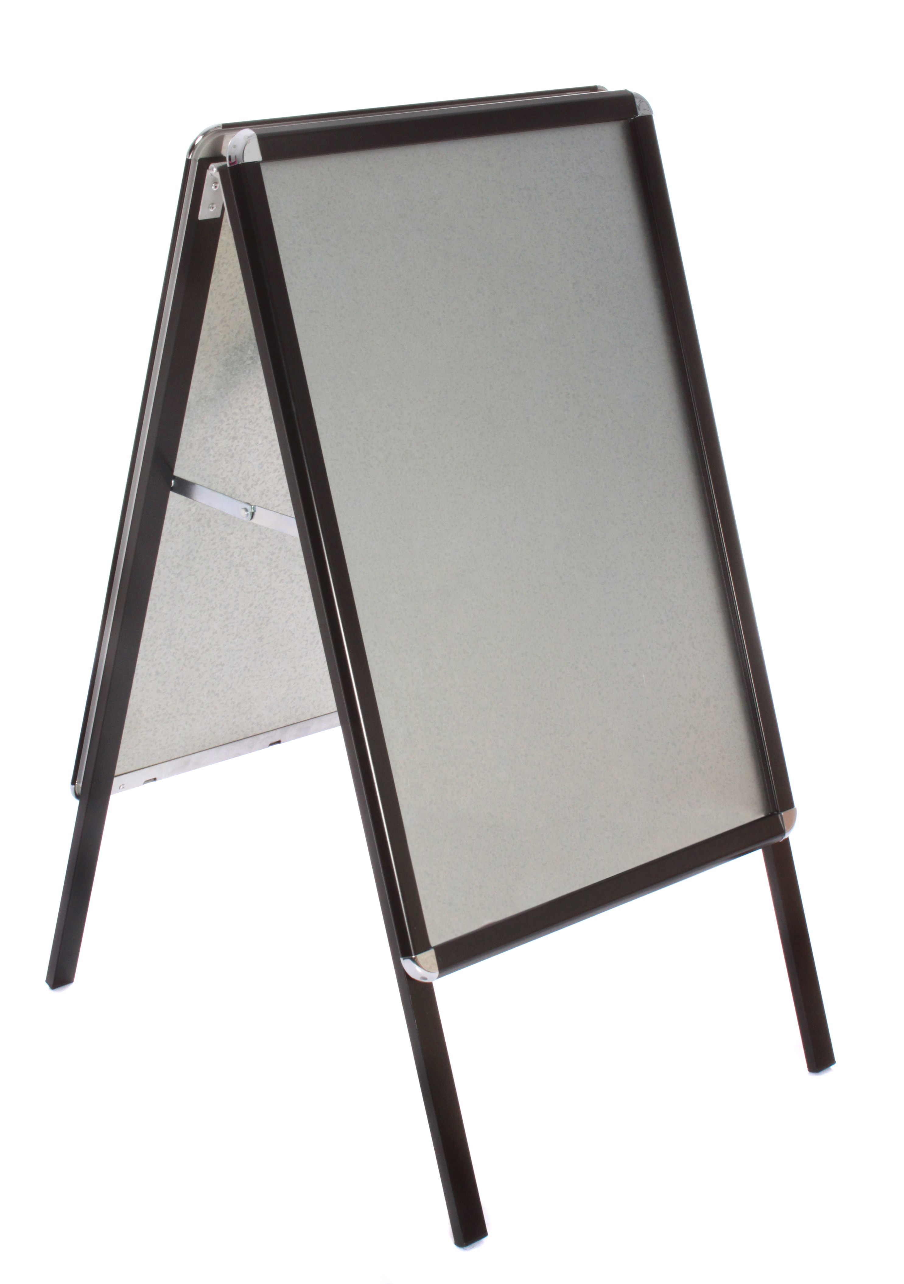 A Board Pavement Sign 30 x 40 Inch Snap Frame A-Board Black Frame