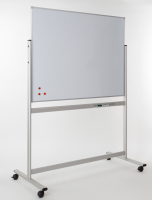 mobile writing whiteboard magnetic 1200mm x 1200mm